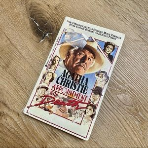 $5 ADD ON ITEM! Agatha Christie Paperback Novel